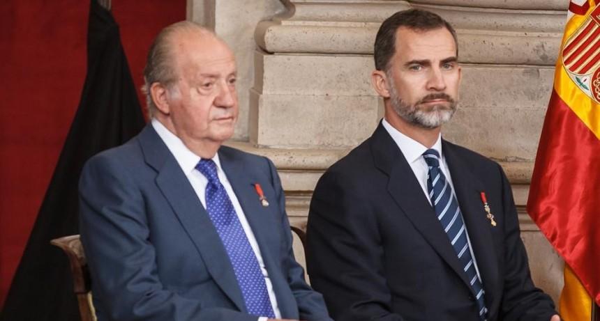 España: el rey Juan Carlos se instala en República Dominicana