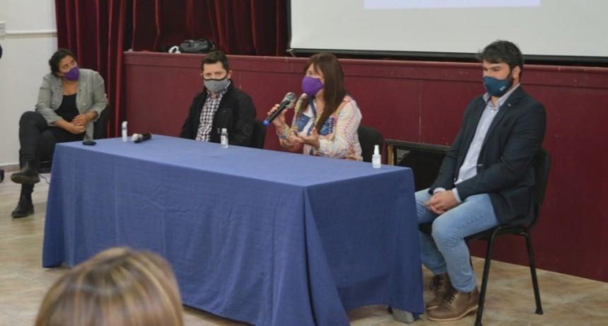 El Gobierno de Santa Fe capacitó a diez municipios en género y diversidad sexual