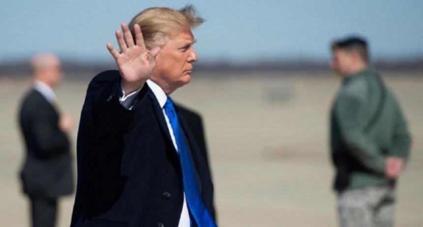 El Gobierno de Trump recomendó no viajar a Argentina
