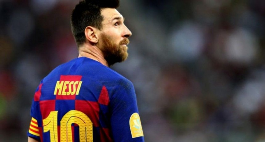 Solo por Messi, Barcelona sigue de pie