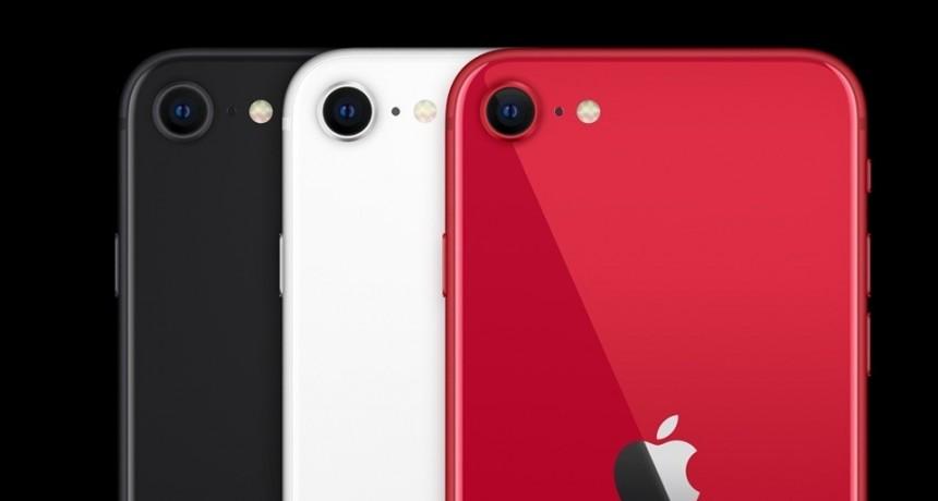 iPhone SE ya se vende en forma oficial en la Argentina