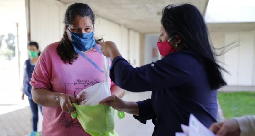 En épocas de pandemia el municipio apuesta a sostener el vínculo con las familias