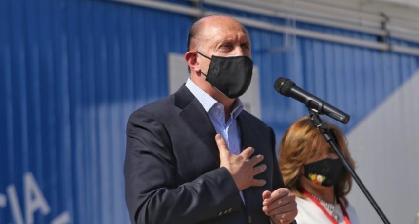 Perotti inauguró la ampliación del Hospital de Villa Constitución