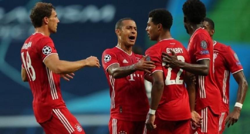 Bayern Münich ganó y se metió en la final de la Champions League