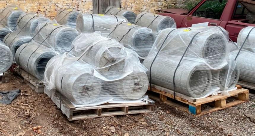 La Municipalidad colocará cestos de basura y bebederos en espacios verdes