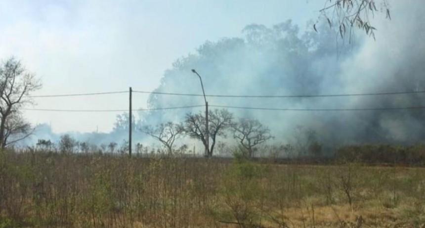Recomendaciones ante el humo generado por los incendios de pastizales