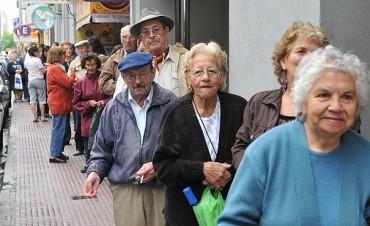 Oficializan aumento del 14.6 % para jubilaciones y asignaciones