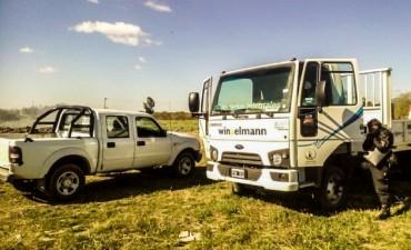 El Municipio clausuró tres empresas por arrojar residuos en la zona Norte de la Ciudad
