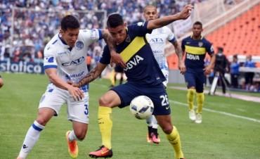 Sin Tevez, Boca no pudo mantener la ventaja e igualó ante Godoy Cruz en Mendoza