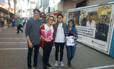 LOS YOUTUBERS MÁS POPULARES LLEGAN A LA PROVINCIA A PRESENTAR LA NUEVA TARJETA 4U DEL BANCO SANTA FE