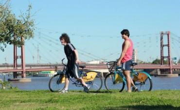 La Ciudad adhiere al Día Mundial sin Auto