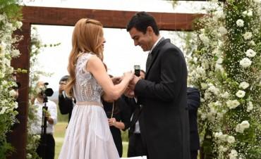 Las mejores fotos de la boda de Isabel Macedo y Juan Manuel Urtubey