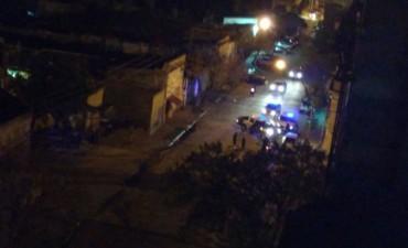 Herido de arma de fuego en Barrio Roma