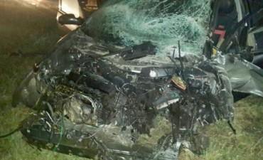 Otro accidente en la peligrosa Ruta 34