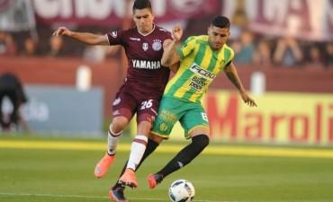 Lanús igualó sin goles con Aldosivi de Mar del Plata en la Fortaleza