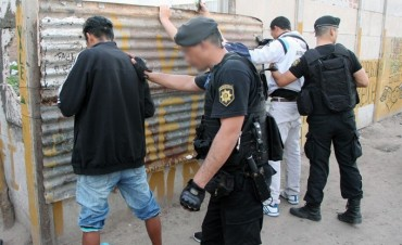 La policía mantiene operativos de prevención en las zonas más conflictivas