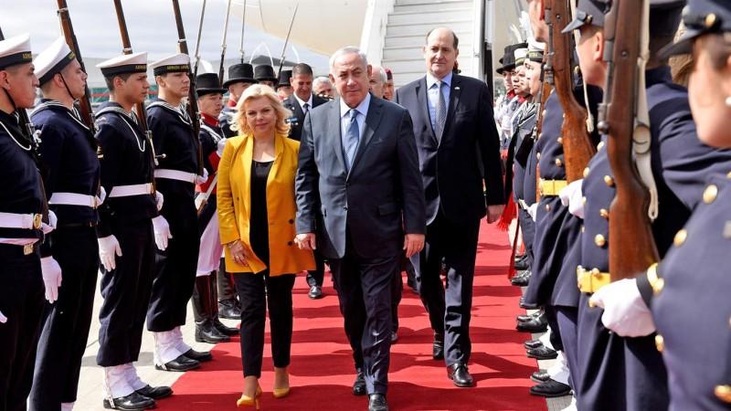 Macri recibe al primer ministro israelí en Casa Rosada