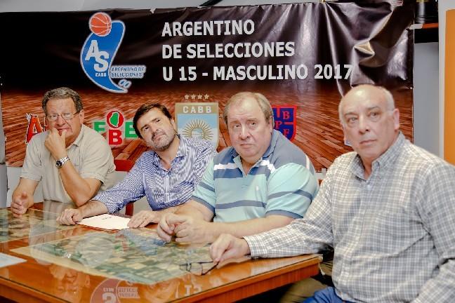 La Ciudad será sede del Campeonato Mundial de Básquet U17