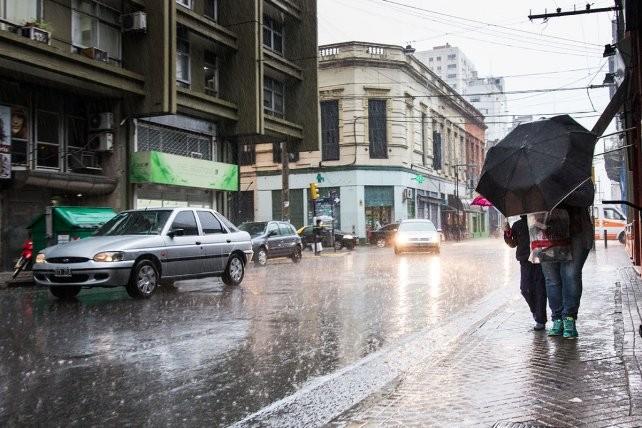 Siguen inestables las condiciones climáticas en la ciudad