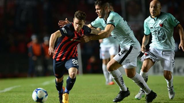 Domínguez tiene una sola duda para el partido frente a San Lorenzo
