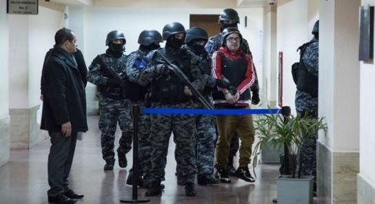 Cantero planeaba secuestros extorsivos desde la cárcel de Coronda