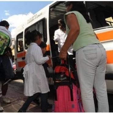 A partir de septiembre el transporte escolar aumentará un 12%