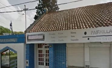 Detuvieron a un individuo por robar el bar del club Kimberley