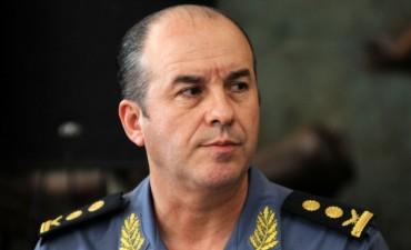 Detuvieron al ex jefe de la policía Rafael Grau
