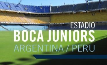 Oficial: Argentina - Perú se jugará en la Bombonera