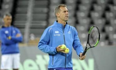 Copa Davis: Argentina se mide contra Kasajistán
