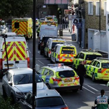 Londres: 20 heridos tras una explosión