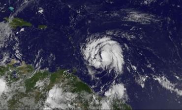 Luego de Irma, llega al Caribe la tormenta tropical María