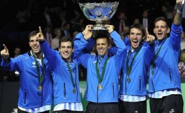 ¿Cómo puede volver Argentina al Grupo Mundial de la Davis?