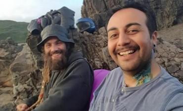 Allanan la comunidad mapuche en la que estuvo Santiago Maldonado