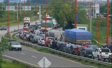 El próximo domingo harán un simulacro de protocolo ante accidentes en la Ruta 168