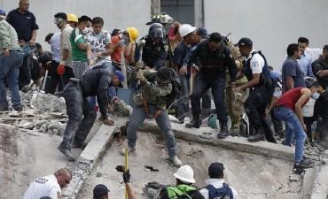 El terremoto en México deja al menos 225 muertos