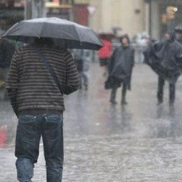 Anuncian lluvias y tormentas para Santa Fe