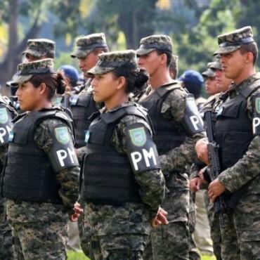 Megaoperativo de fuerzas nacionales en Santa Fe