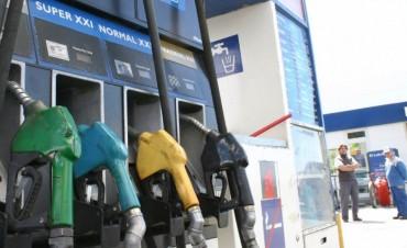 Liberan el precio de los combustibles