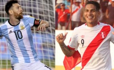 En 20 minutos agotaron entradas para ver Argentina y Perú