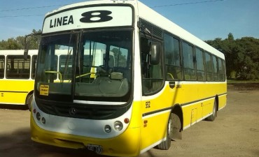 La línea 8 amplía su recorrido a barrio Nueva Esperanza Este