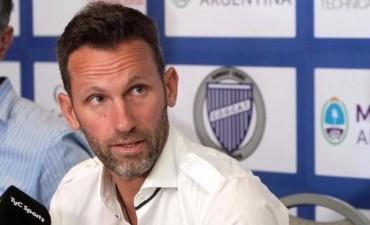 Lucas Bernardi es el nuevo entrenador de Estudiantes