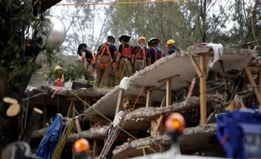 Ascienden a 333 los muertos por el último terremoto en México