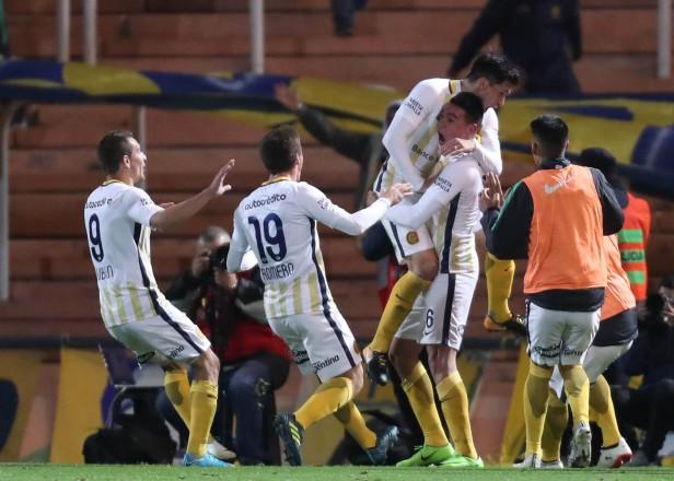 Rosario Central se vengó de Boca y lo eliminó de la Copa Argentina