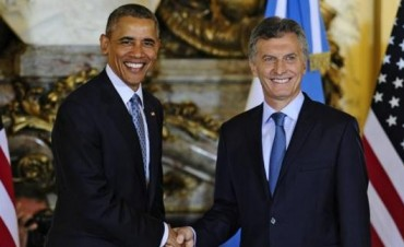 Macri recibirá a Obama la próxima semana