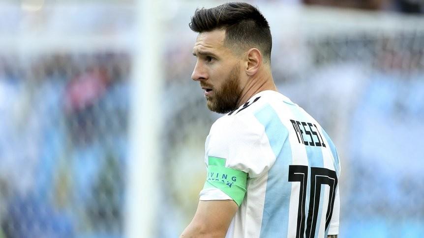 Messi, ausente en la terna al mejor jugador del año