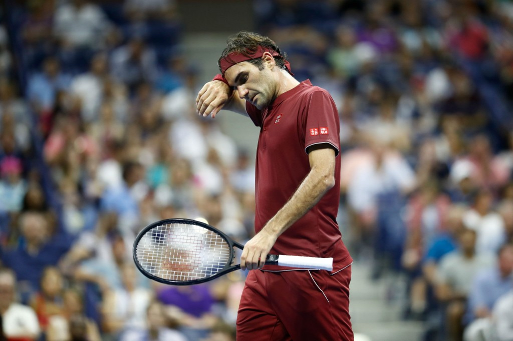 Federer quedó afuera del US Open tras caer ante Millman en octavos