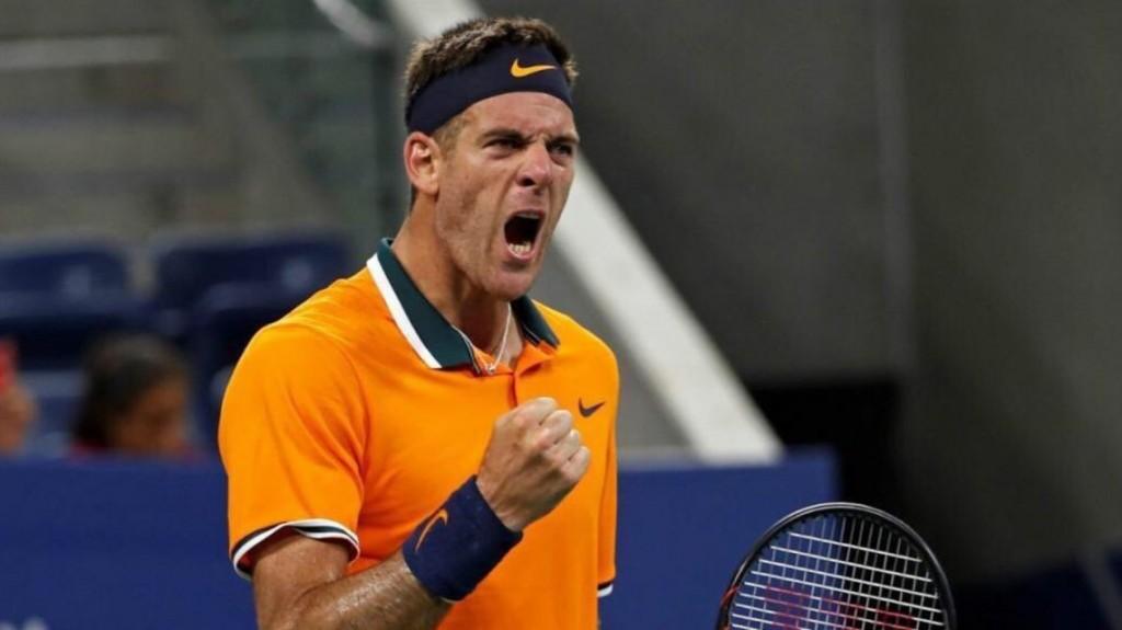 Del Potro le ganó a Nadal y jugará la final del US Open