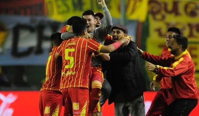 Sarmiento sorprendió y eliminó a Unión de la Copa Argentina