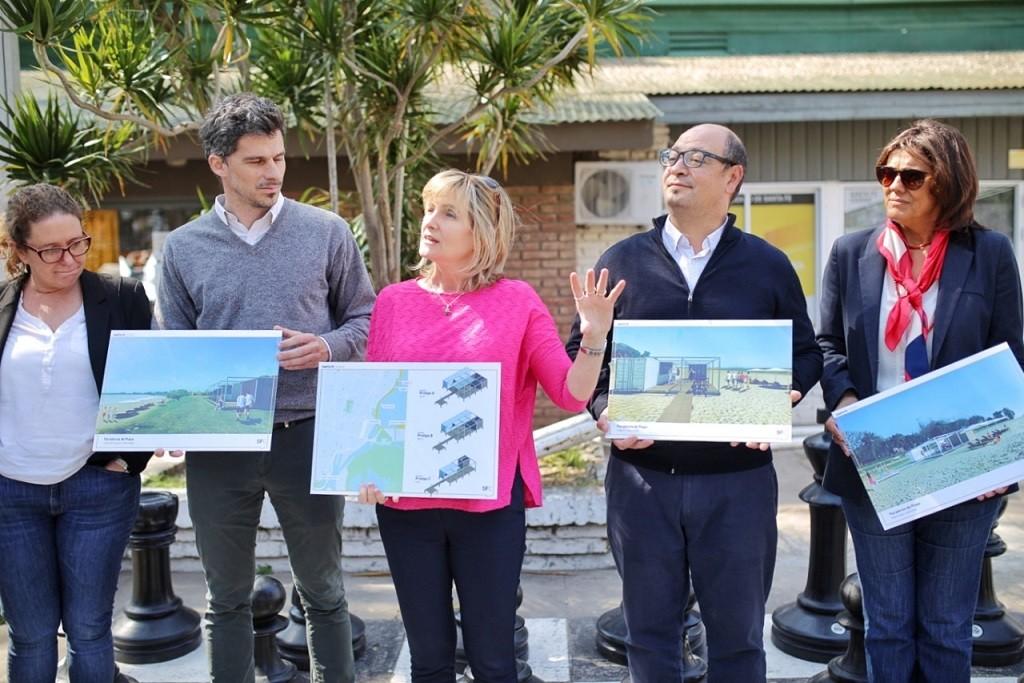 El Municipio propone nuevos paradores en las playas para este verano